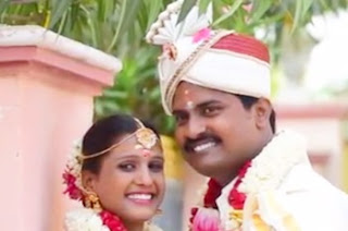 "A Kongu Goundar Cinematic Wedding HIghlights ""Arun Weds Sasikala"""