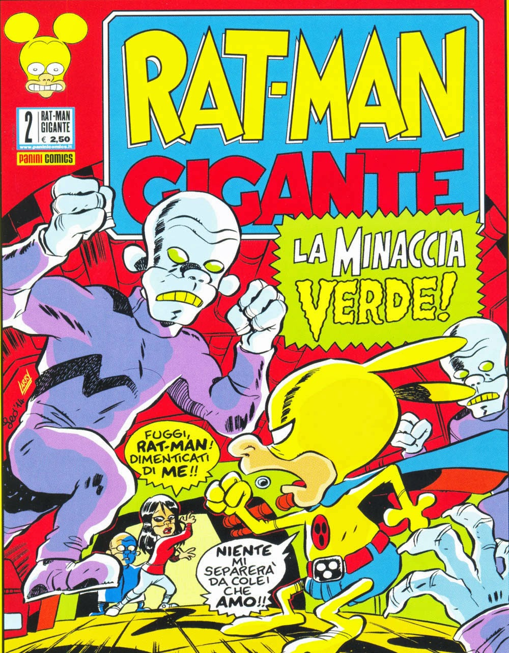 Rat-Man Gigante 2