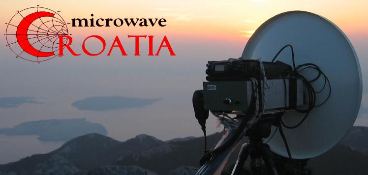 Croatia microwave: W1GHZ rover transverter for 1296 MHz