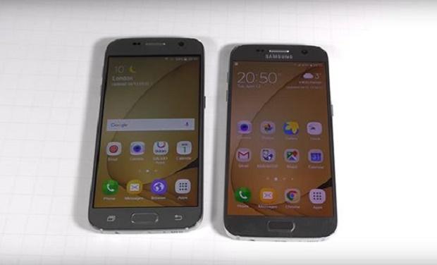 Perlu Kamu Tahu !! Cara Membedakan Mana Samsung Galaxy S7 yang Bajakan dan Original !