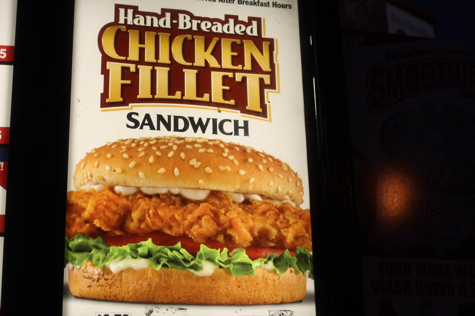 An Immovable Feast: Fast Food Review: Carl's Jr  Hand