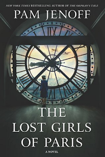 Add THE LOST GIRLS OF PARIS to your reading list!