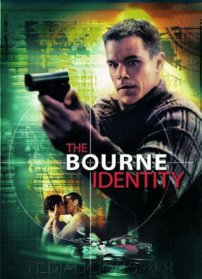 Sinopsis film The Bourne Identity (2002)