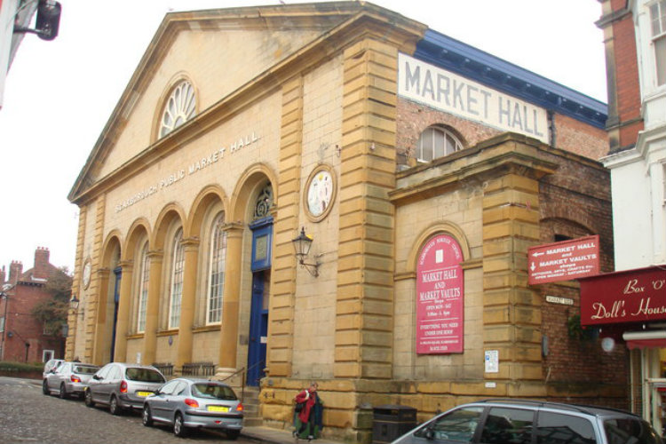 Scarborough Market Hall