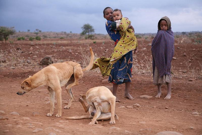 Nude Women From Kenya