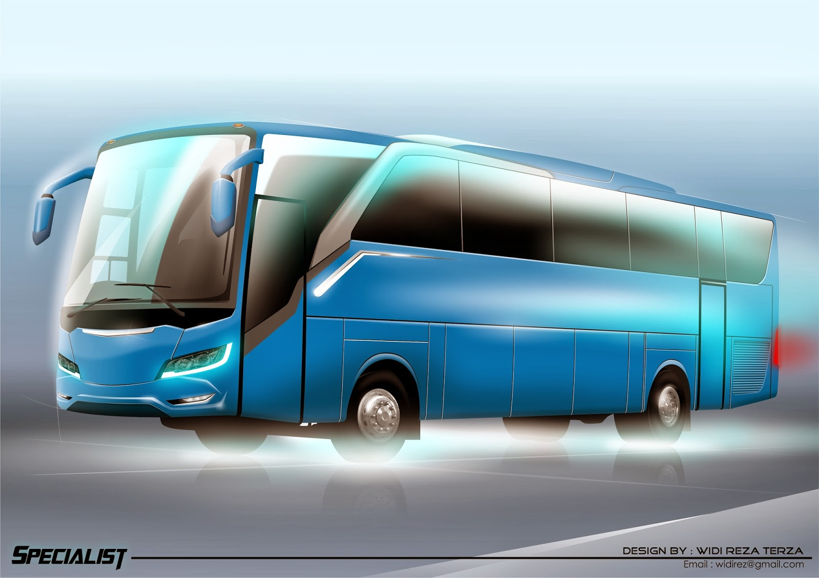 Design Bus 2D Specialist