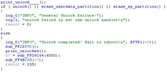 Bits, Please!: Unlocking the Motorola Bootloader