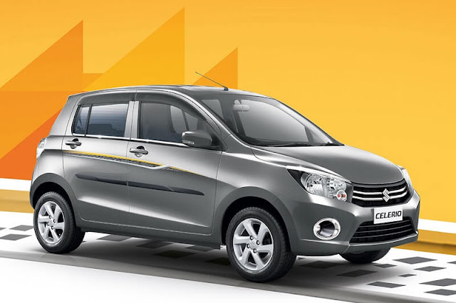 Maruti Celerio Limited Edition