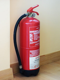 Portarias do INMETRO sobre Extintores de Incêndio.