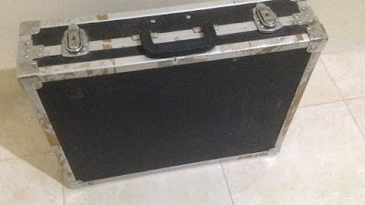 jual traktor S4 mk II bonus flight  case