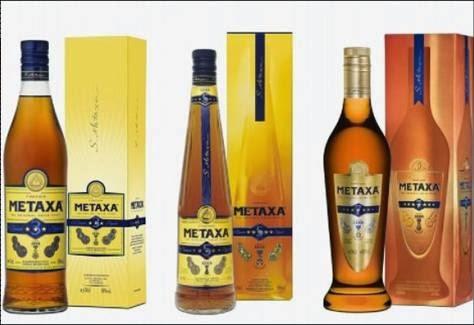 Brandy METAXA