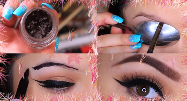 Eyebrow Tutorial For Beginners Using Pencil Us Fashion Menu
