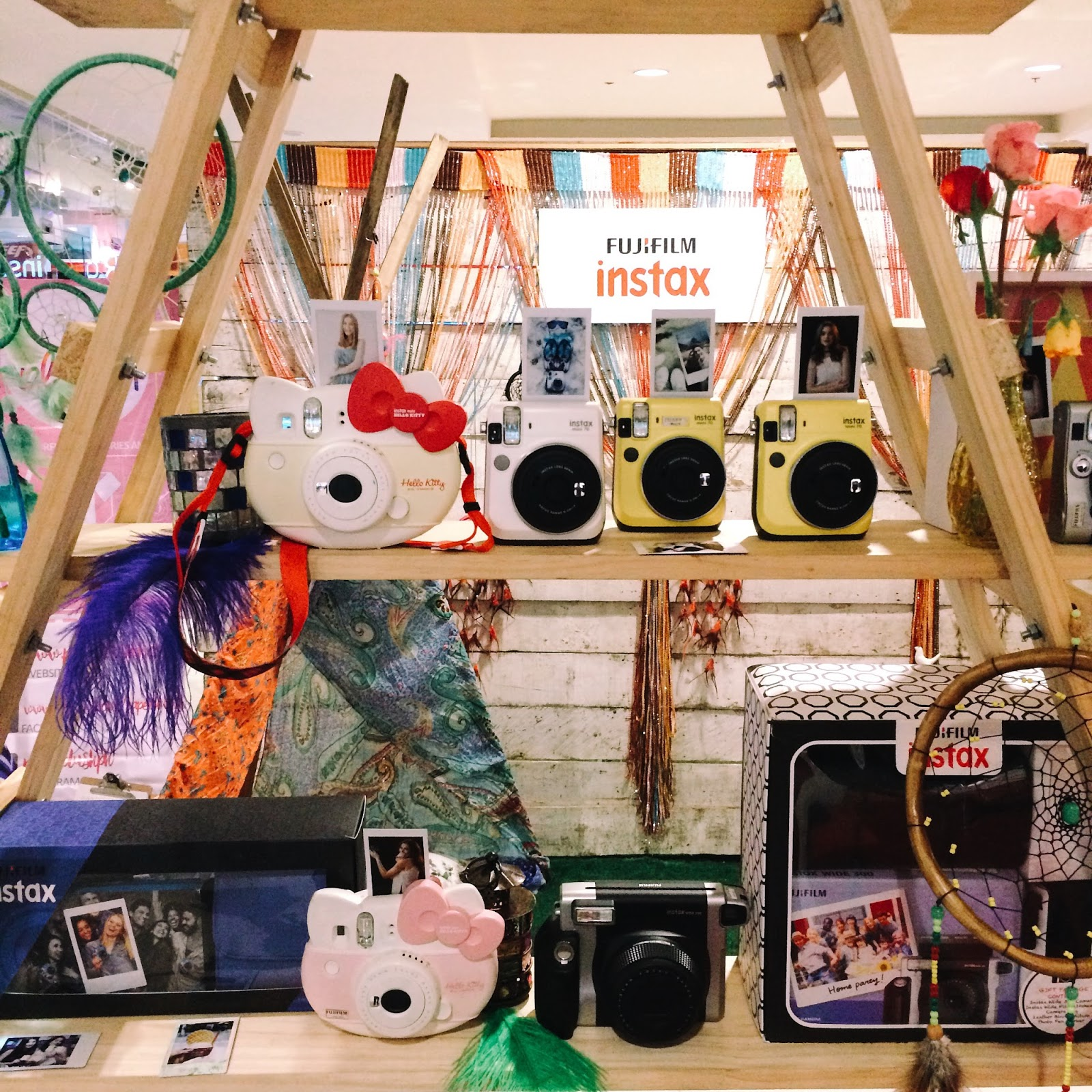 Instax & Crafts Workshop