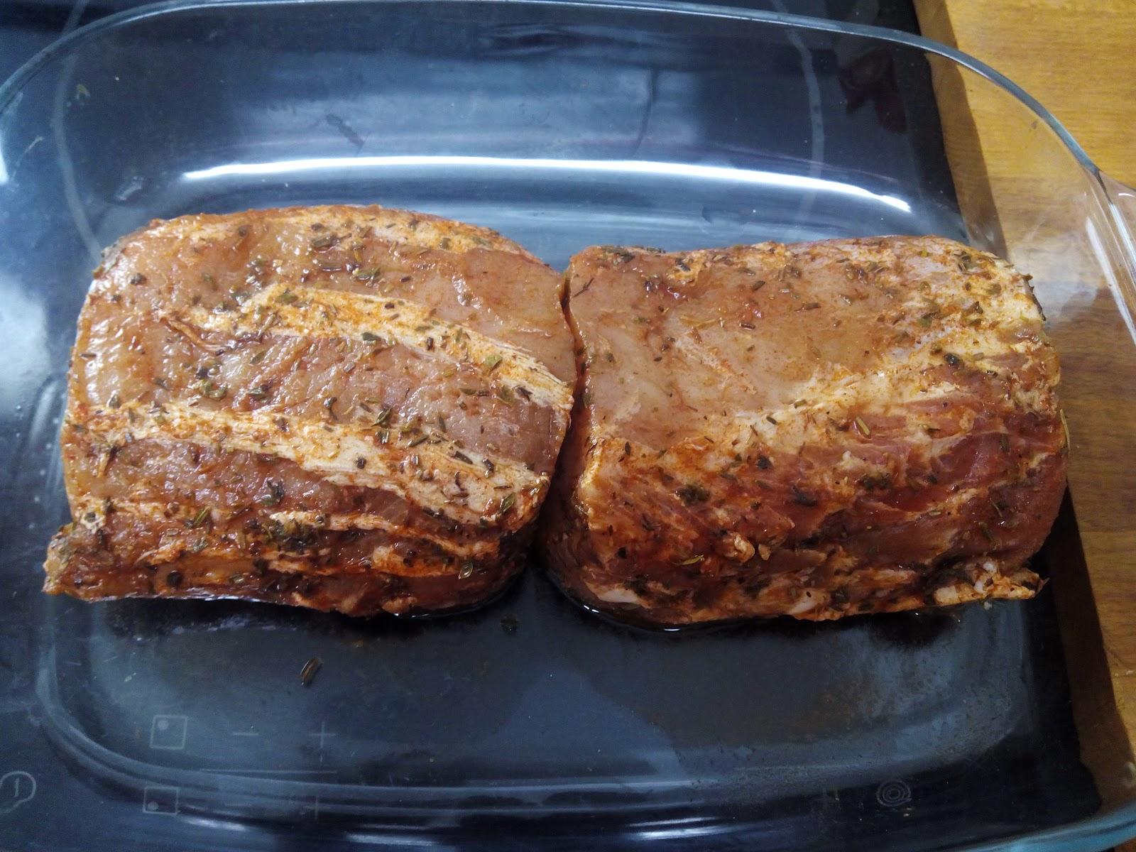 Cocina con rachel lomo adobado al horno con patatas asadas - Racholas cocina ...