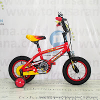 Sepeda Anak WIMCYCLE DRAGTER BMX 12 Inci
