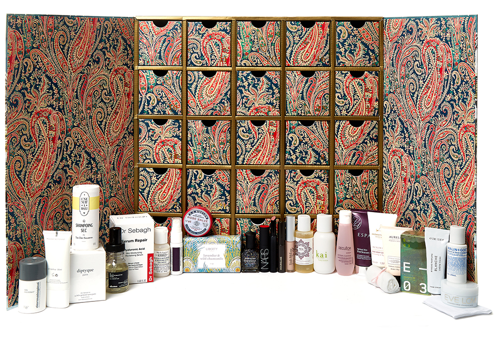 The Best Beauty Advent Calendars 2015 Guide Glitz And