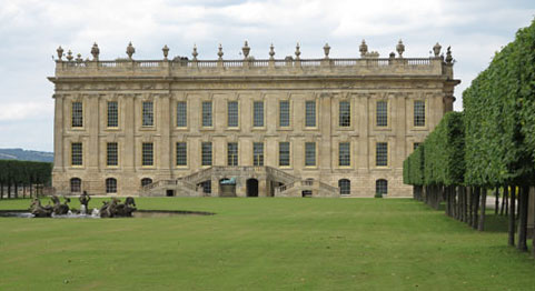 Chatsworth House, UK