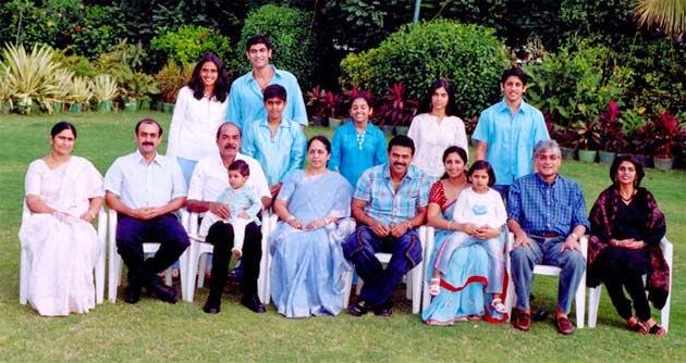 Daggubati family