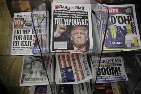 الجهوية 24 - قراءة في اهتمامات الصحف بأمريكا الشمالية