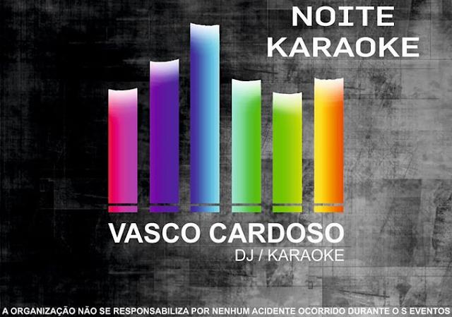 Noite de Karaoke no CDR do Arneiro de Fora