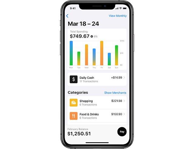 Expense Tracking in Apple Wallet