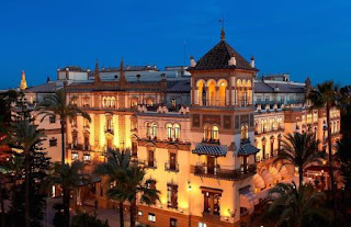 4. Hotel Alfonso XIII, Seville