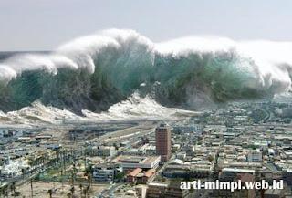 Arti Mimpi Melihat Tsunami