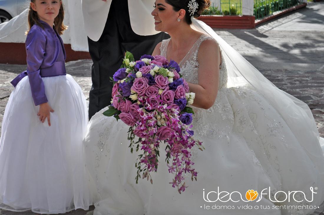 Tendencias de ramos de novia 2017 | Idea Floral
