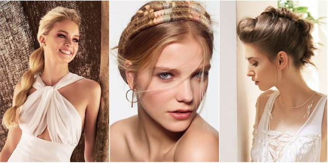 Bridal hairstyles: 30 ideas for 2018