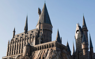 Harry Potter and the Forbidden Journey Upgrades Projection Screens