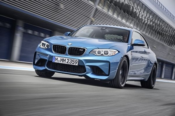 P90199685 lowRes the new bmw m2 10 20 BMW M2 Coupe : Ένα εργοστασιακό drift car BMW, BMW 2002 turbo, BMW M2, BMW M2 Coupé, COUPE
