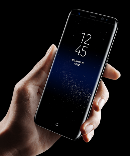 Samsung Galaxy S8 new flagship smartphone