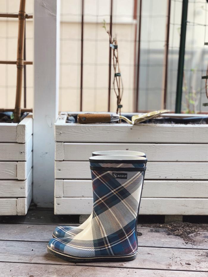 Entretenir son balcon en fin d'hiver