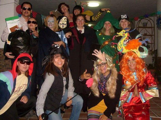 Tak się bawią, tak się bawią... Hiszpanie, Marokańczycy kontra Polacy