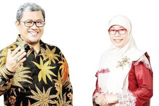 Ahmad Heryawan dan Netty