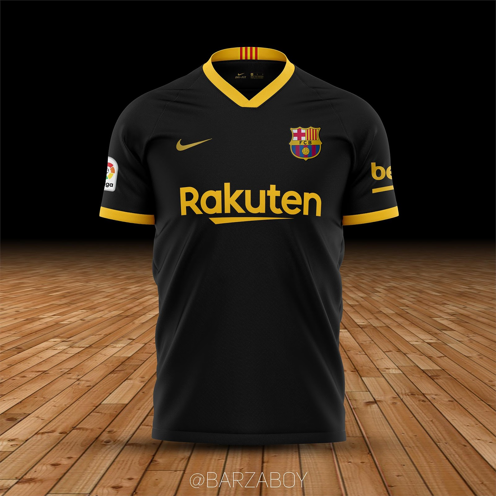 4 black nike fc barcelona 20 21 away kit concepts by barzaboy footy headlines 4 black nike fc barcelona 20 21 away