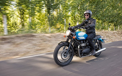 2016 Triumph Bonneville T100 Hd Pictures