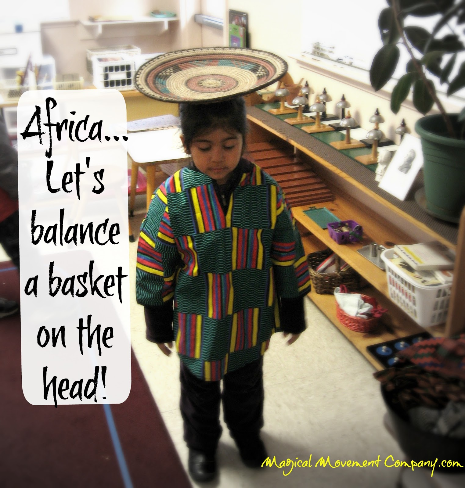 Musical Story For Preschoolers To Enjoy African Inspired Walk To