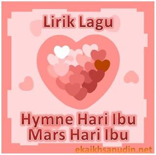 Lagu Hymne Dan Mars Hari Ibu