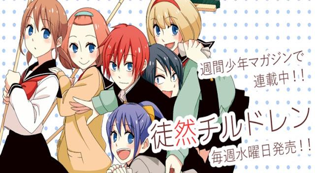 20 Rekomendasi Anime Summer 2017 Terbaik