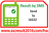 HSC Exam Result 2016 by Teletalk Mobile SMS