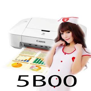 Cara Mengatasi Printer IP-2810 Error 5B00