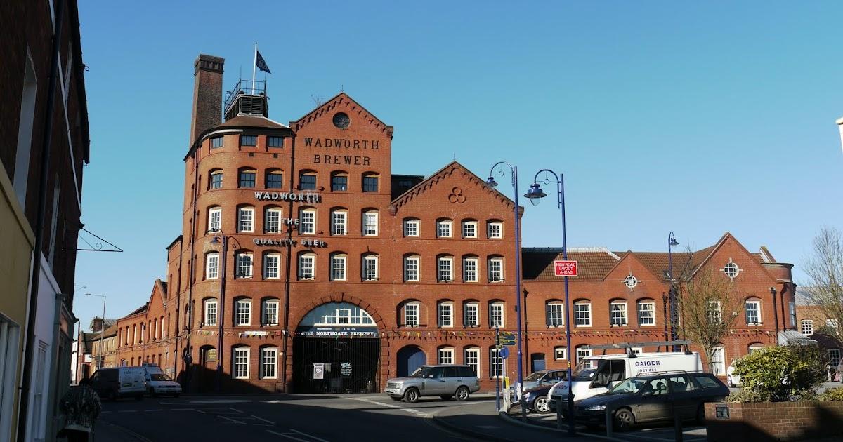 Wadworth Brewery Tour Devizes
