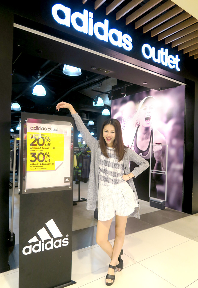 427796f73c7 Don t think i d forget you~ The sporty ones!!! IMM has outlet stores by  have Puma