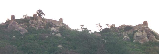 Castelo dos Mouros. Portugal. Patrimonio de la Humanidad. World Heritage Site. Patrimoine mondial