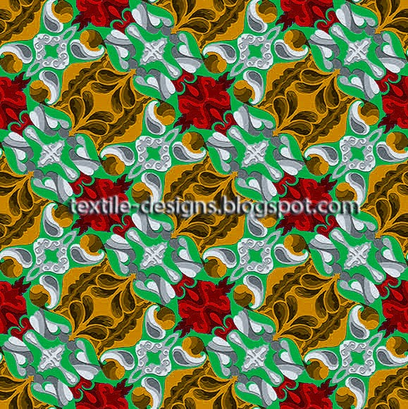 indian fabric patterns and designs 18