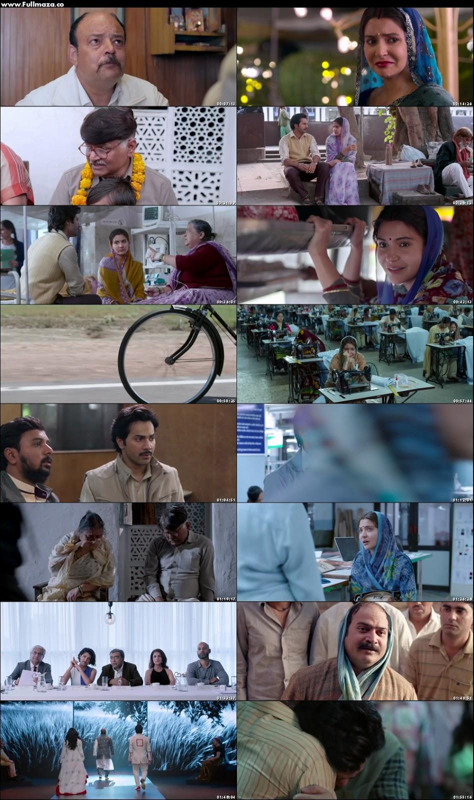 New Hindi Movei 2018 2019 Bolliwood: Sui Dhaaga (2018) Hindi Movie 720p BluRay X264 [1.1GB