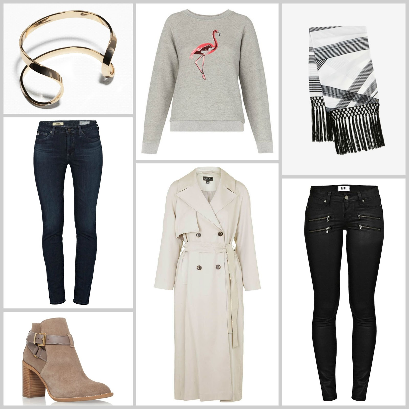autumn style fashion wishlist