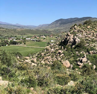 Colorado landscape (Source: Palmia Observatory)