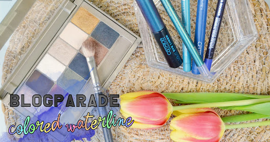 Blogparade - Colored Waterline